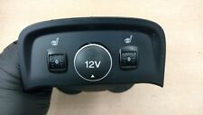 10-14 FORD FOCUS HEATED SEAT SWITCH OEM BM51-A047A03-B01