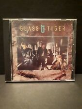 """Glass Tiger """" Im still searching """" cd 1988 capital records excellant condition"""