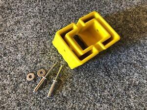 Bailey Fibreglass Step Extension Ladder Rear/Top Feet Kit