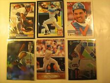 (Lot of 6) 1990's Cards MIKE PIAZZA Score UPPER DECK [c3a7]