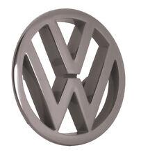 Rear Badge, VW emblem, Mk2 Golf/Jetta 1988>, Chrome - 191853601G