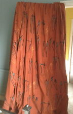 Unbranded Cotton Blend Made to Measure Curtains & Pelmets