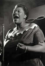 Ella Fitzgerald Poster, First Lady of Song, Queen of Jazz