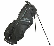 8e02dccb422c7 New Ray Cook Golf- RCS-2 Stand Bag  Black