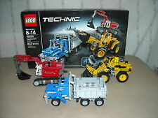 LEGO 42023 TECHNIC CONSTRUCTION CREW