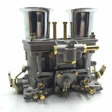 44IDF Carburetor With Air Horn For Bug/Beetle/VW/Fiat/Porsche replece weber carb
