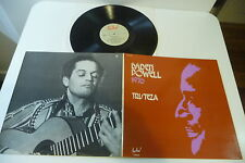 BADEN POWELL 1976 TRISTEZA LP FESTIVAL FRENCH FLD 649.