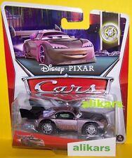 BOOST WITH FLAMES Giocattolo Mattel Disney Cars Autos Modellini Metallo Diecast