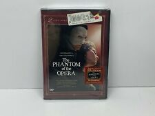 The Phantom Of The Opera DVD NEW SEALED 2-Disc Special