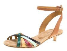 Isabel Marant Etoile Kitten Heel Sandals Disco Wedges  - 41/8