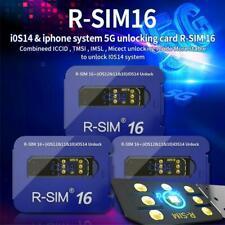 R-SIM16 Nano Unlock Rsim Card For Iphone 11/12 Pro Xs Max Xr X 8 7 6s ios14 5G