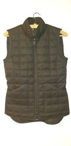 James Purdey & Sons Ltd -  Ladies Quilted Cotton Gilet - Size XS - New. no tags