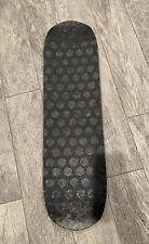 Zenit handmade downhill longboard deck stained glass tech - siesmic grip - skate