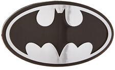 Chroma Batman Logo Injection Molded Chrome Colored Emblem Decal Chr41504