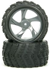 Maverick iON MT Monster Truck Wheel & Tyre Assembly (2) (MV28055)