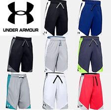 Under Armour UA Youth/Boys Stunt 2.0 Logo Pocket Shorts FREE SHIPPING 1329007