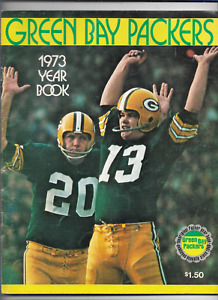 1973 Green Bay Packers Football Team Vintage Yearbook - Good Condition (JS)