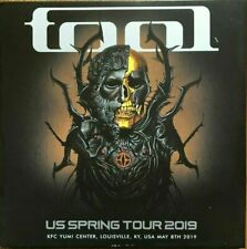 TOOL - US SPRING TOUR 2019 - LIVE IN LOUISVILLE + KANSAS CITY - 2CD DIGISLEEVE