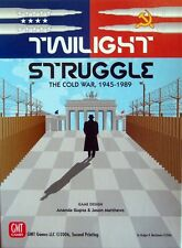 Twilight Struggle The Cold War ,1945-1989 Best Strategy Boardgame for Experts