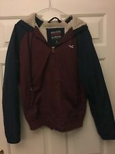 Hollister Mens California All Weather Lightweight Jacket - Small