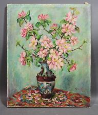 Erwin SCHWEITZER (1887-1968) - Kirschblütenzweig - Henri Matisse Fauvismus (1)