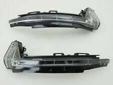 orig. Audi A1 8X Mirror Indicator Flashing Light Left Pair