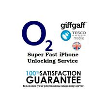 Unlocking Service Apple iPhone 6, 6S & iPhone 6S+ For O2 TESCO GIFFGAFF SKY UK