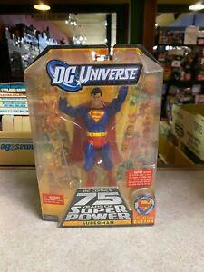 Mattel Action Figure NIP - DC UNIVERSE Classics 75 Years SUPERMAN #R5773