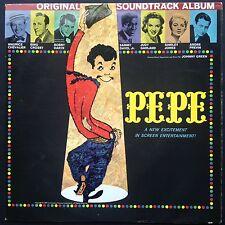 Pepe película BANDA SONORA OST LP extraño Johnny Green Andre Previn Chevalier de Cantinflas