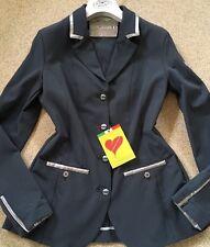 Animo Show Competion Jacket Grey i42 Uk10 US8 BN