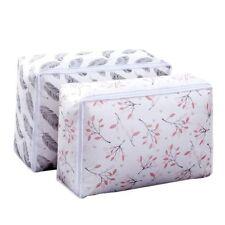 Foldable Transparent Clothes Storage Bag Underwear Organizer For Pillow Quilt