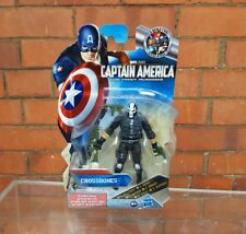 "Marvel universe Infinite legends figure 3.75"" Mort Captain America SEALED"