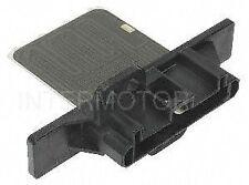 Standard Motor Products   Blower Motor Resistor  RU355