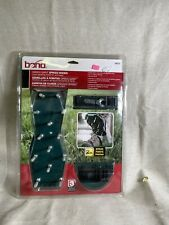 NEW BOND GREEN GIANT SPIKED SHOES for LAWN AERATION model 9215 sealed