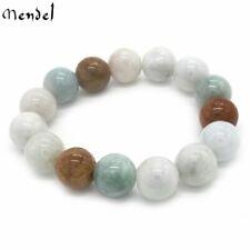 Genuine A Grade Jadeite China Green Jade Stone Bracelet Chinese Value Jewelry