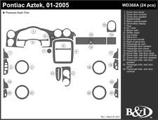PONTIAC AZTEK 2001 2002 2003 2004 2005 DASH TRIM KIT a