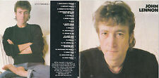CD 19T JOHN LENNON (THE BEATLES) COLLECTION BEST OF 1989 HOLLANDE