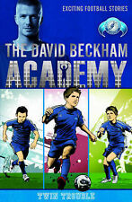 The David Beckham Academy Acadamy Twin Trouble football Paperback 2009