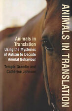 USED (GD) Animals in Translation by Temple Grandin