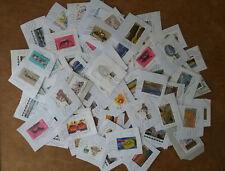 Lot de 90 timbres oblitérés différents  de 2017 et 2018 - 4 séries complètes