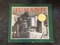Jumanji Chris Van Allsburg , Very Rare USA First Edition 1981