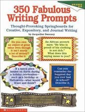 350 Fabulous Writing Prompts: 350 Fabulous Writing Prompts :...