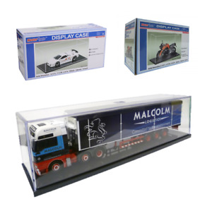 Trumpeter Display Case for Diecast Models Various Sizes