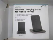 Ubio Labs High Speed Wireless Charging Stand for Mobile Phones Open Box