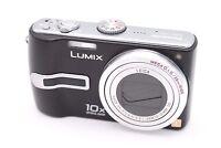 Panasonic LUMIX DMC-TZ3 7.2 MP Digital Camera - Black
