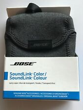 BOSE Soundlink Color Bluetooth Speaker Carrying Case - Gray/Grey
