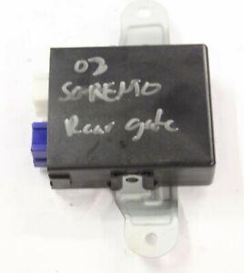 2003 Kia Sorento OEM Rear Wiper Control Module ECM 09 08 07 06 05 04 03