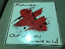 """FUNHOUSE - PRE-WATERBOYS - OUT OF CONTROL 12"""" MAXI UK ENSIGN 82 INDIE ROCK"""