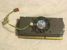 Pentium III cpu computer chip 450 512 100  2.0V SL37C 04905N processor w/ fan