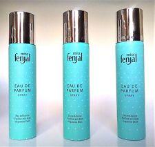 miss fenjal  Eau de Parfum EdP Spray  3 x 75 ml (EUR 8,40 / 100 ml)